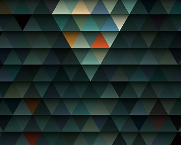 Colored Abstract Triangles
