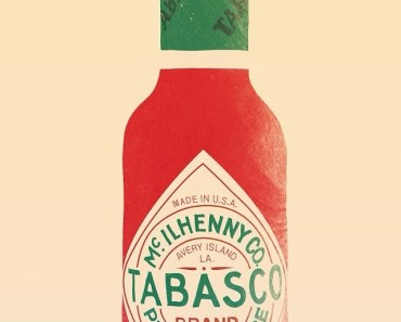 Hand Drawn Tabasco