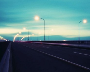 Highway In The Dawn