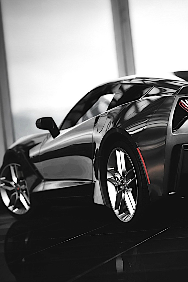 Dark Sports Car IPhone 6 Plus And 5 4 Wallpapers
