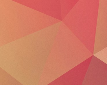 Pink Abstract Triangles