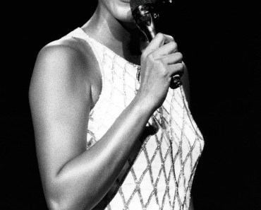 Remembering Whitney Houston 50th Birthday