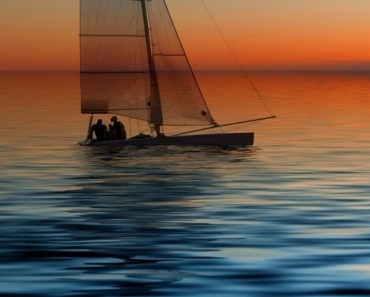 Sailboat Silhouette