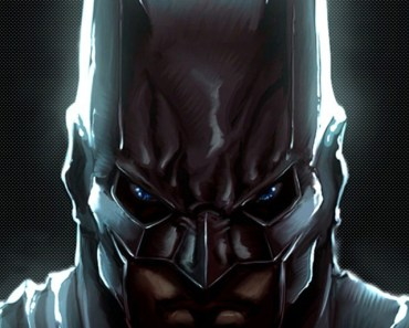 The Dark Knight Batman Art