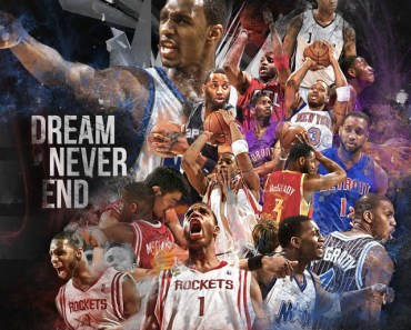 Tracy McGrady Dream Never End