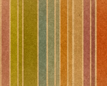 Colored Vintage Stripes
