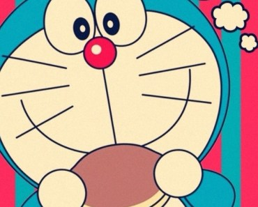 Doraemon Loves To Eat Dorayaki