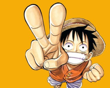 One Piece Luffy Victory