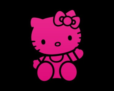 Rose Red Hello Kitty