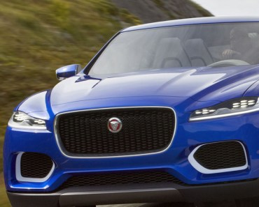 2013 Jaguar C-X17 Blue