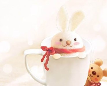 Lovely Bunny Cup