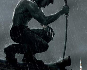 The Wolverine Logan In The Rain