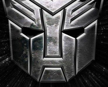 Transformers Logo Black and White