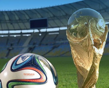2014 World Cup Ball Brazuca