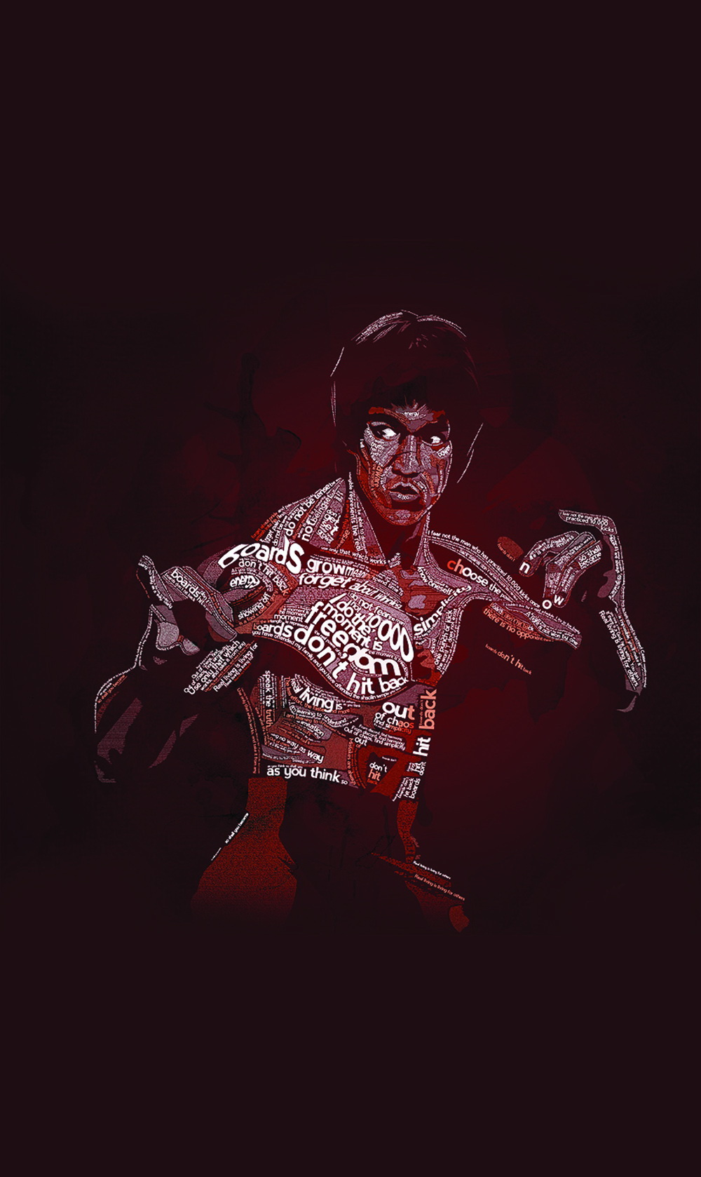 Beautiful Bruce Lee Iphone 6 Plus And 5 4 Wallpapers