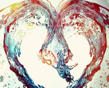 Love Heart Of Water