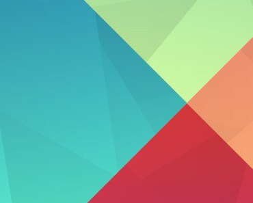 Android Abstract Color Blocks