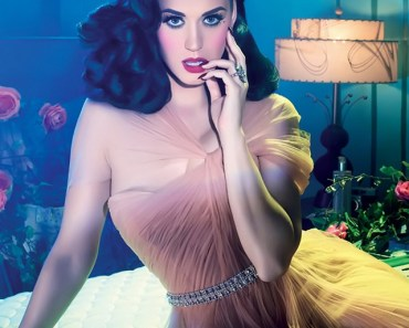 Katy Perry Retro Styling