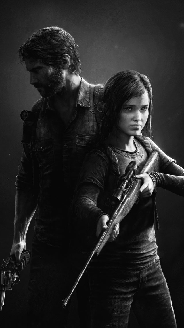 the last of us iphone wallpaper  The Last Of Us Remastered iPhone 6 / 6 Plus and iPhone 5/4 Wallpapers