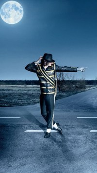 Michael Jackson Night Road
