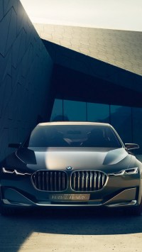 BMW Vision Future Luxury Car