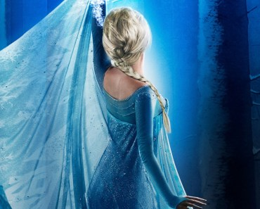 Elsa in Once Upon a Time Season 4