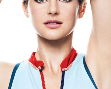 Actress Shailene Woodley