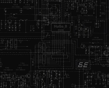 Dark Circuit Board