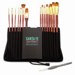 Santa Fe Art Brushes – Product Review