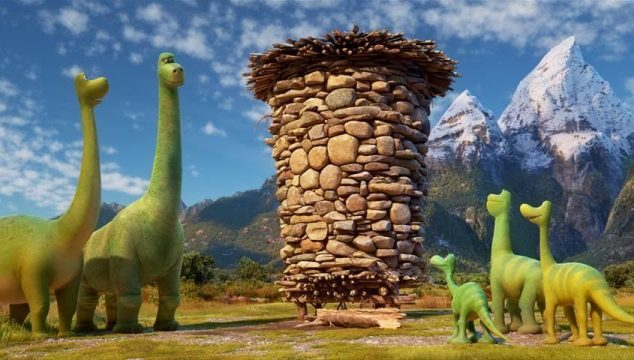 Countdown to Christmas on The Good Dinosaur Advent Calendar #GoodDino