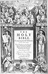 KJV King James Version Holy Bible