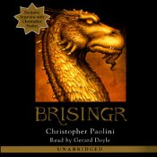 Brisingr Inheritance Cycle Book 3