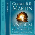 A Storm Of Swords: A Song of Ice and Fire [audible book]