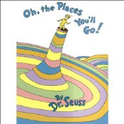 Dr Seuss Oh The Places You'll Go