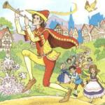 Pied Piper of Hamelin Robert Browning