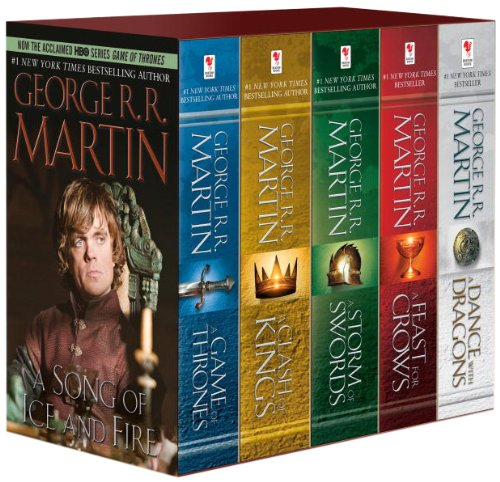 audiobook game of thrones free