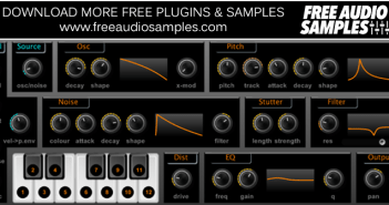 Free Instrument VSTs Archives - Free Audio Samples