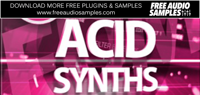 Hex Loops - Acid Synths (Free Wav Sample Pack) - Free Audio