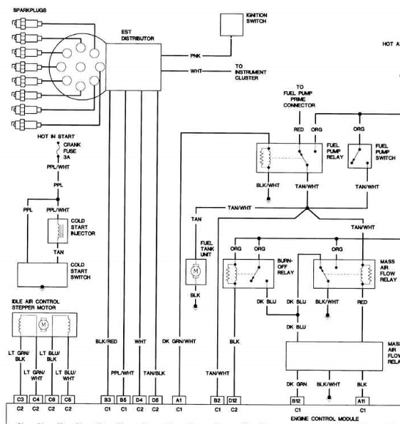 Fiero 3800 Wiring Diagram : 25 Wiring Diagram Images