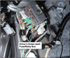 Fuse Box For 2009 Honda Accord  Wiring Diagram M2