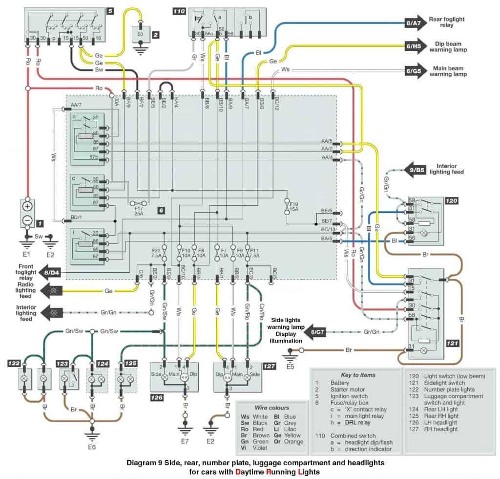 Tusk Headlight Wiring Diagram Explained Diagrams Polisport Halo Crf 230 Trusted Dodge Ram Relay Location
