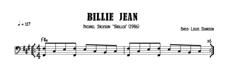 GOTW - Billie Jean