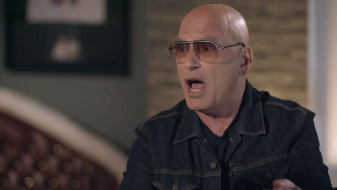 Howie Mandel's Father's Funeral Was The Crappiest Day Of His Life...Literally