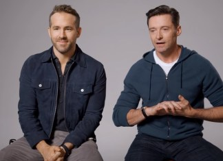 Hugh Jackman And Ryan Reynolds Call It A Truce, Make Ads For Each Others' Products