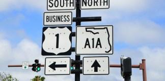 Naked Florida Woman Walks Across Highway