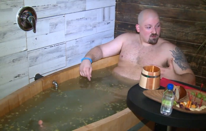 Stressed? Go Take A Nice Relaxing Soak In New 'Beer Spa'