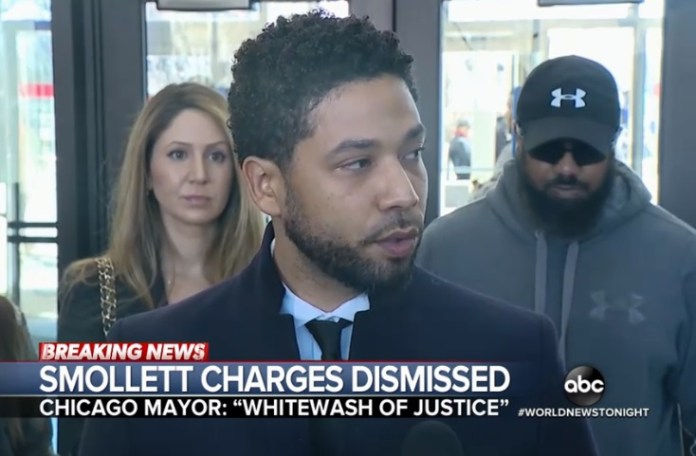 Jussie Smollet Charges Dropped, Prosecutor Believes He Is Still Guilty