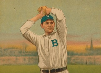 Here Are Some Of The Whackiest Old-Timey Baseball Names