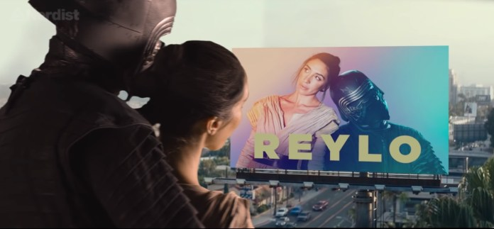The Star Wars And A Star Is Born Mash-Up We Didn't Know We Needed