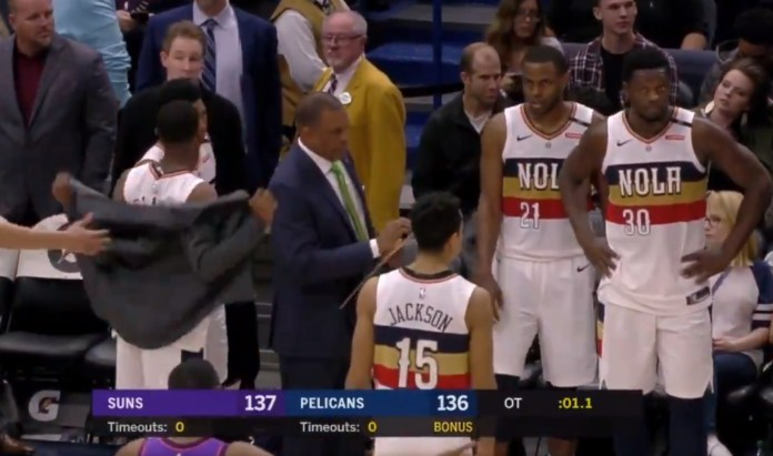 New Orleans Pelicans Give Phoenix Suns A Master Class On How To Spectacularly Lose A Basketball Game